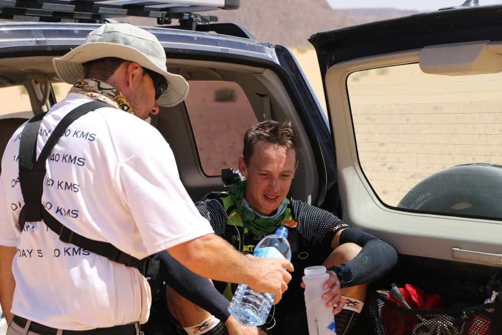 The Wadi Rum Desert Ultra Marathon, Gear Essentials Ultra X