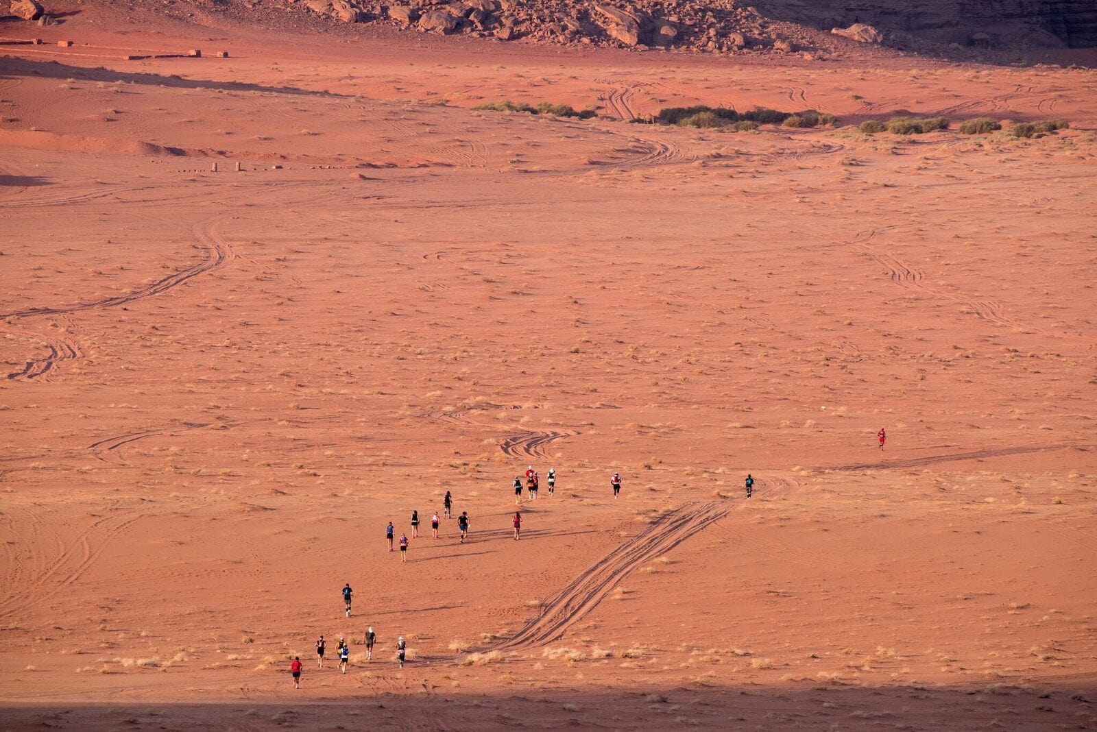 Director's Report: Wadi Rum Ultra 2018 Ultra X