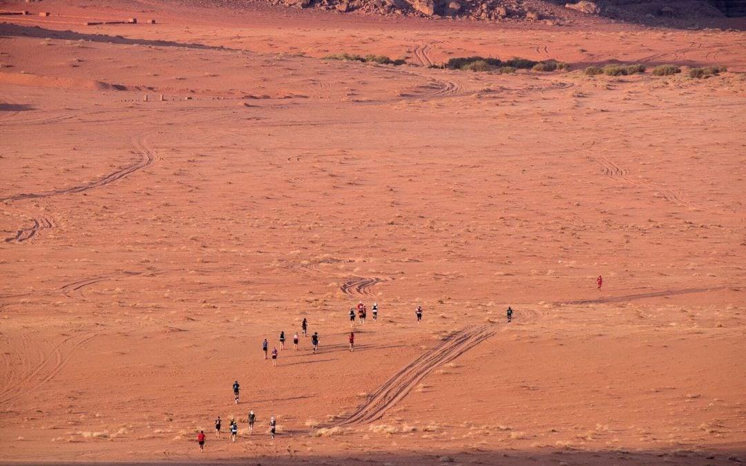 Wadi Rum Ultra 2018: Race Director's Report