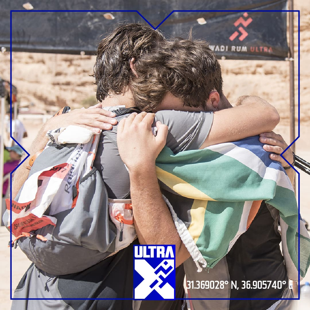 Could you complete an Ultra X Race? Ultra X