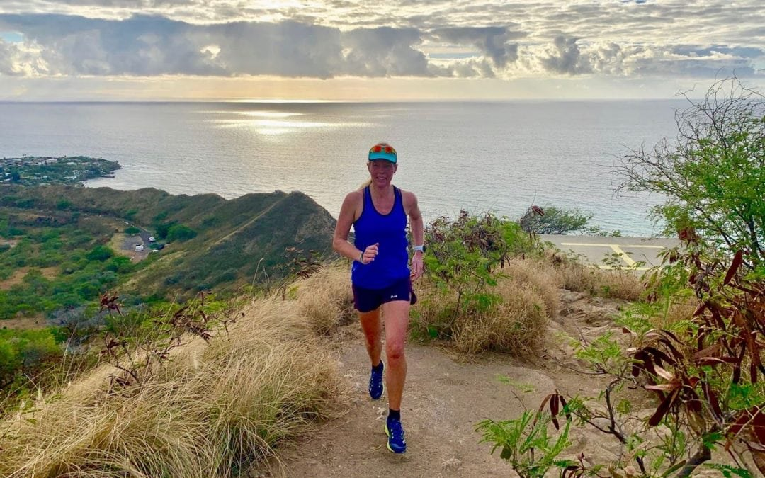 24 Hours Before A 100 Mile Ultra By Lucja Leonard