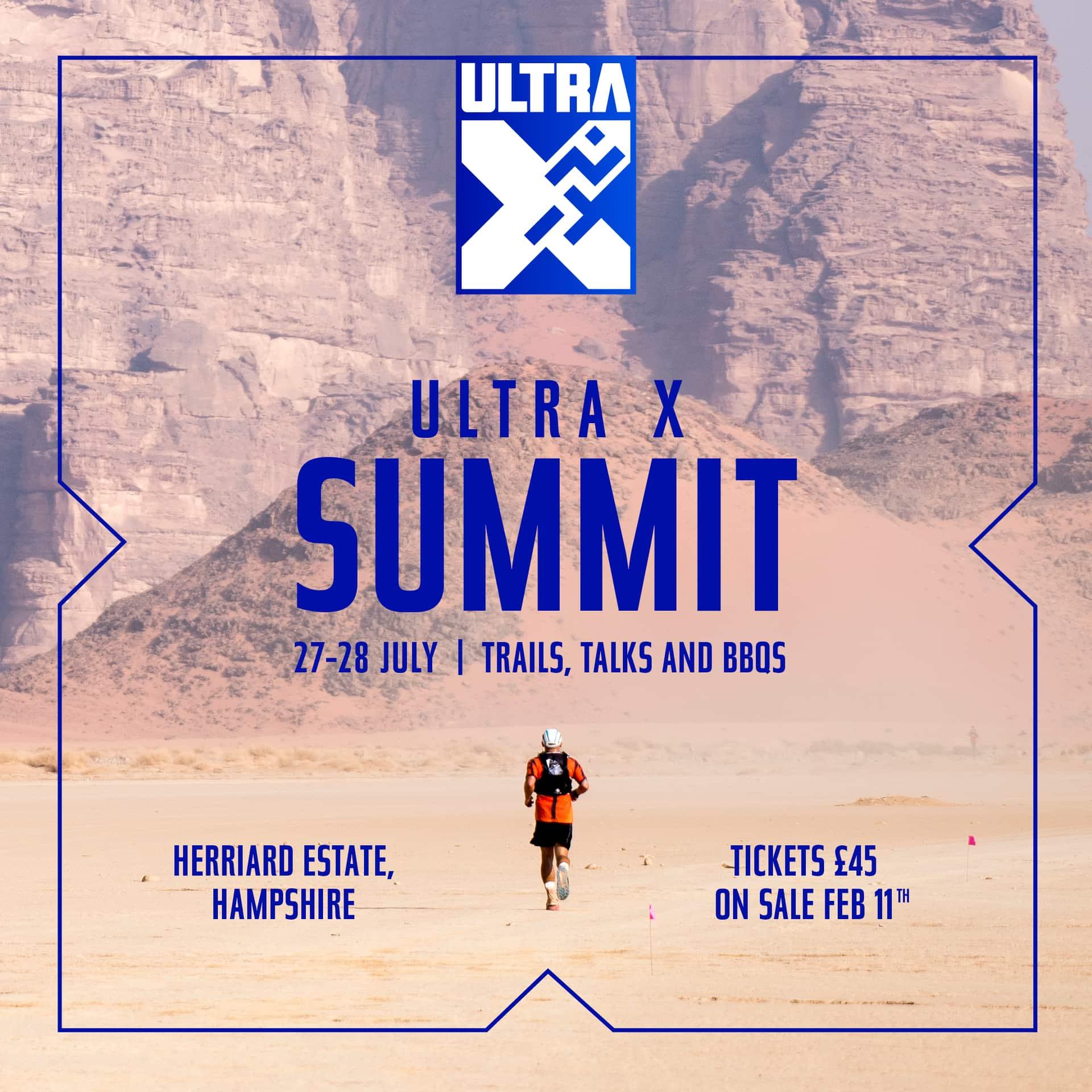 Launching the Ultra X Summit Ultra X