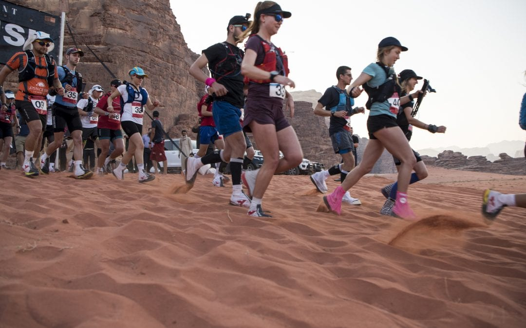 Regis­tra­tions Are Open For Ultra X Jordan 2019 (Wadi Rum Ultra)