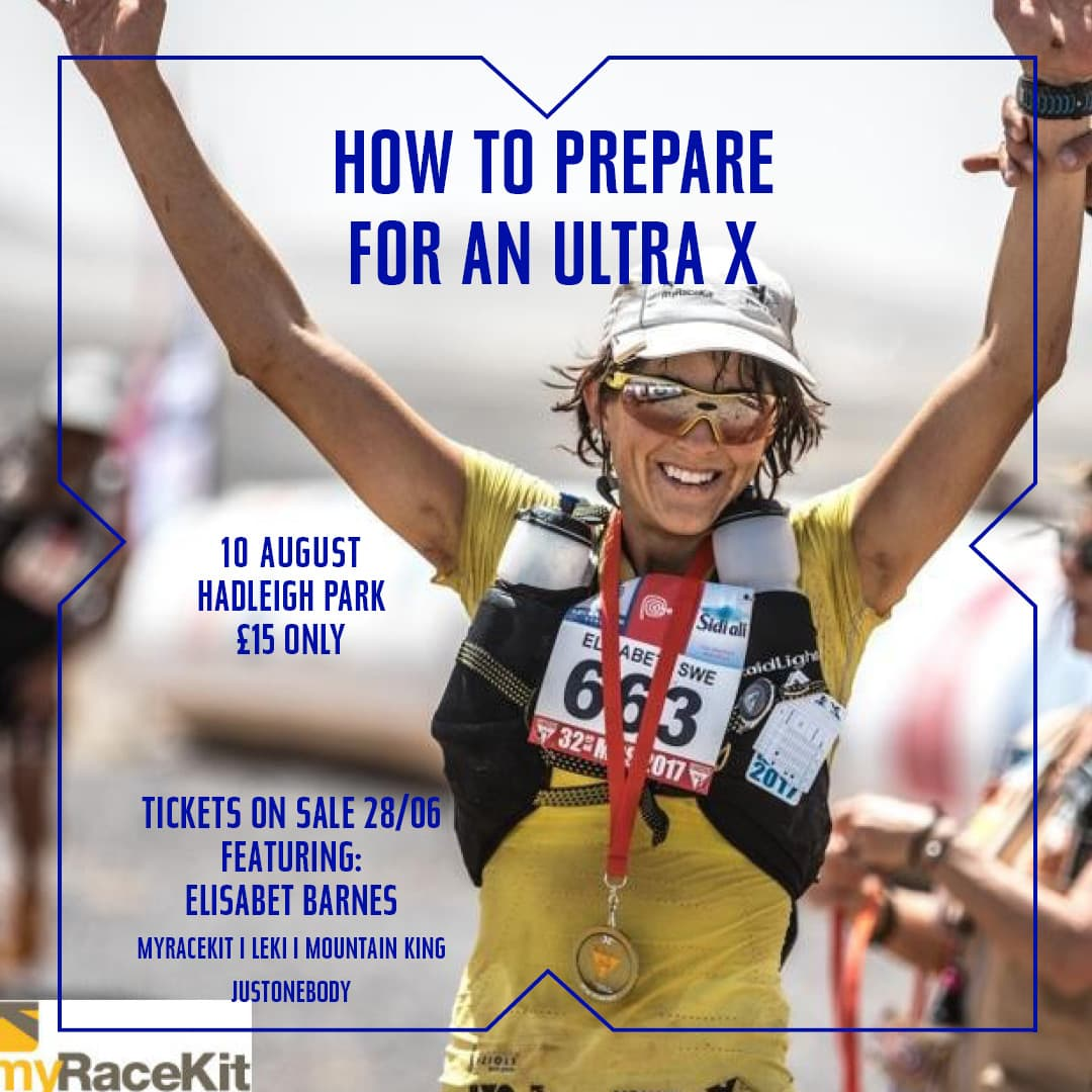 How to Prepare for an Ultra X Race Ultra X