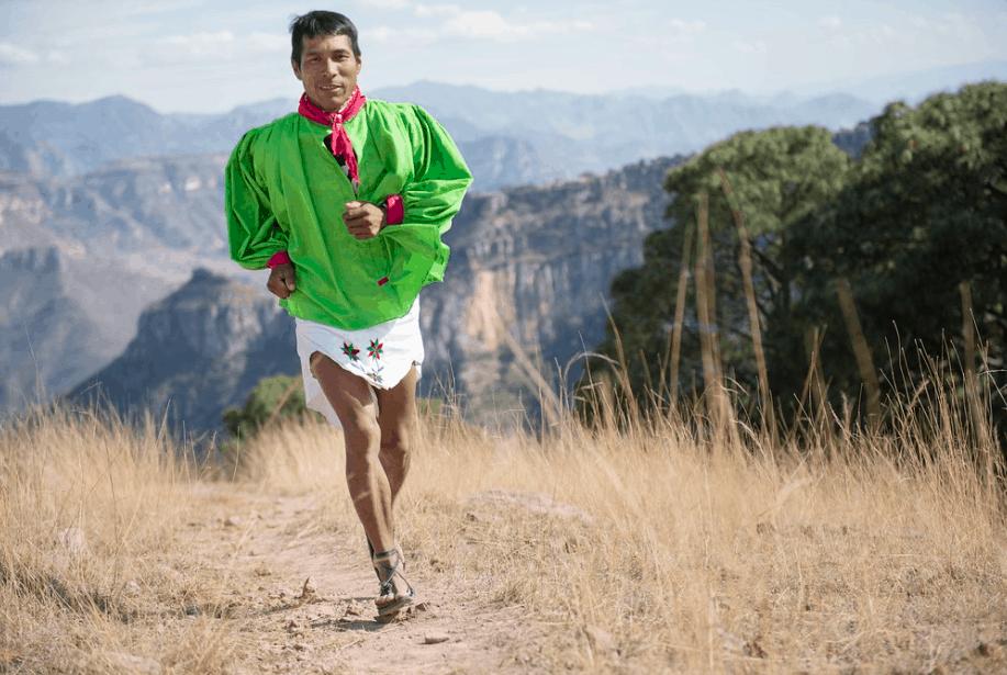 Running with the Raramuri Ultra X