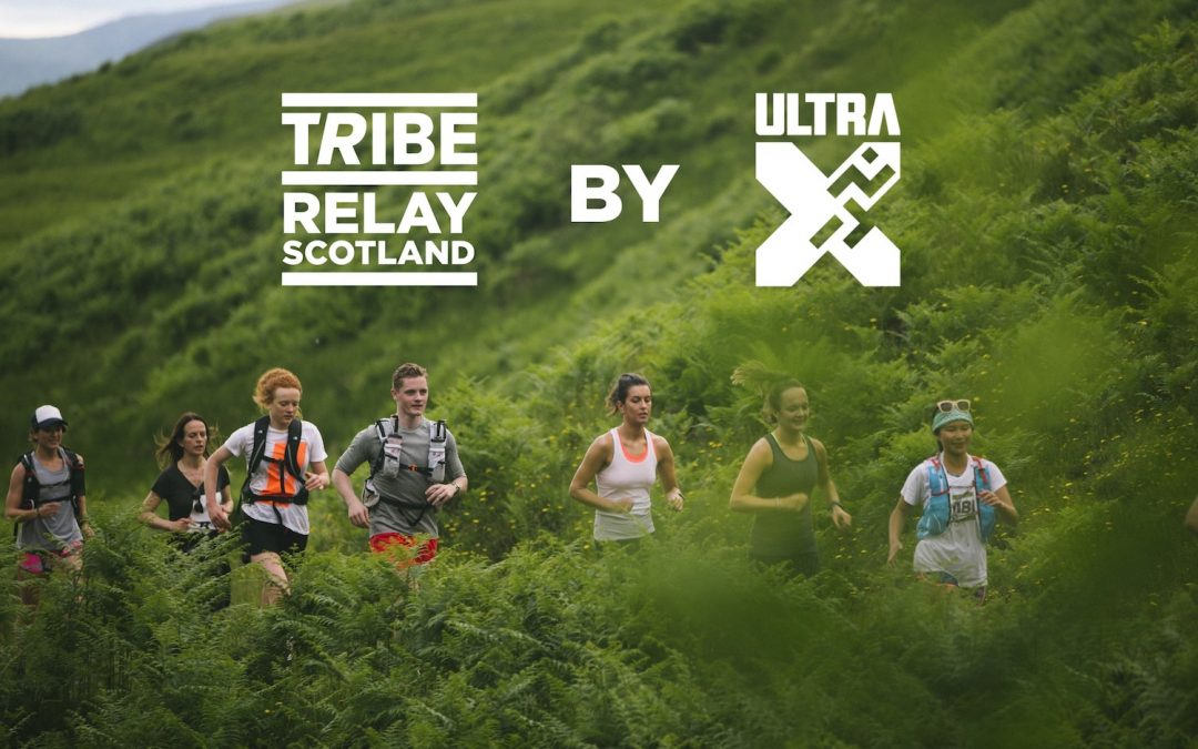 Intro­du­cing: TRIBE Relay Across Scot­land By Ultra X