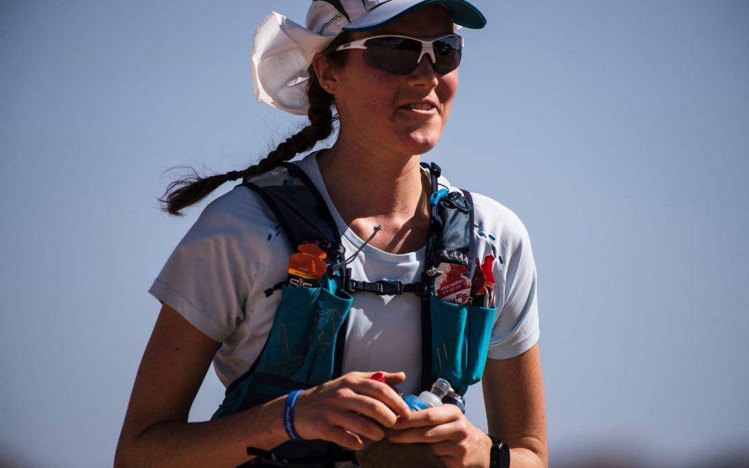 My First Ultramarathon: Anna Sparrow