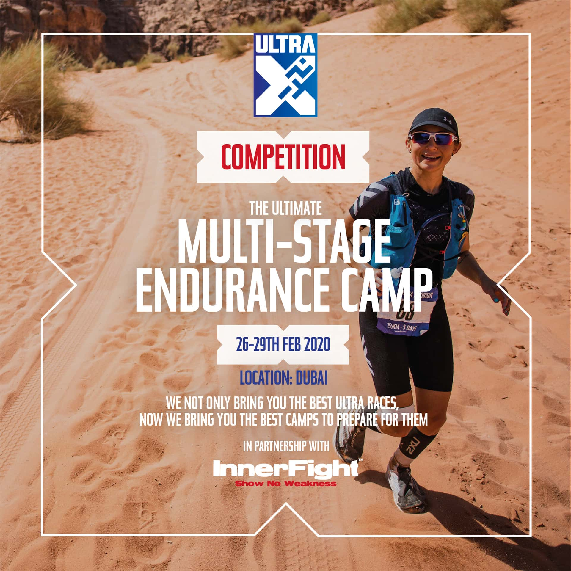 Ultra X Dubai Training Camp