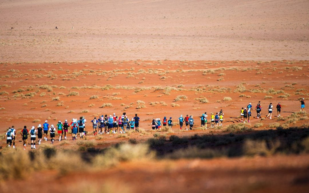 Com­pet­i­tion: World's Best Ultra Mara­thon Train­ing Camp