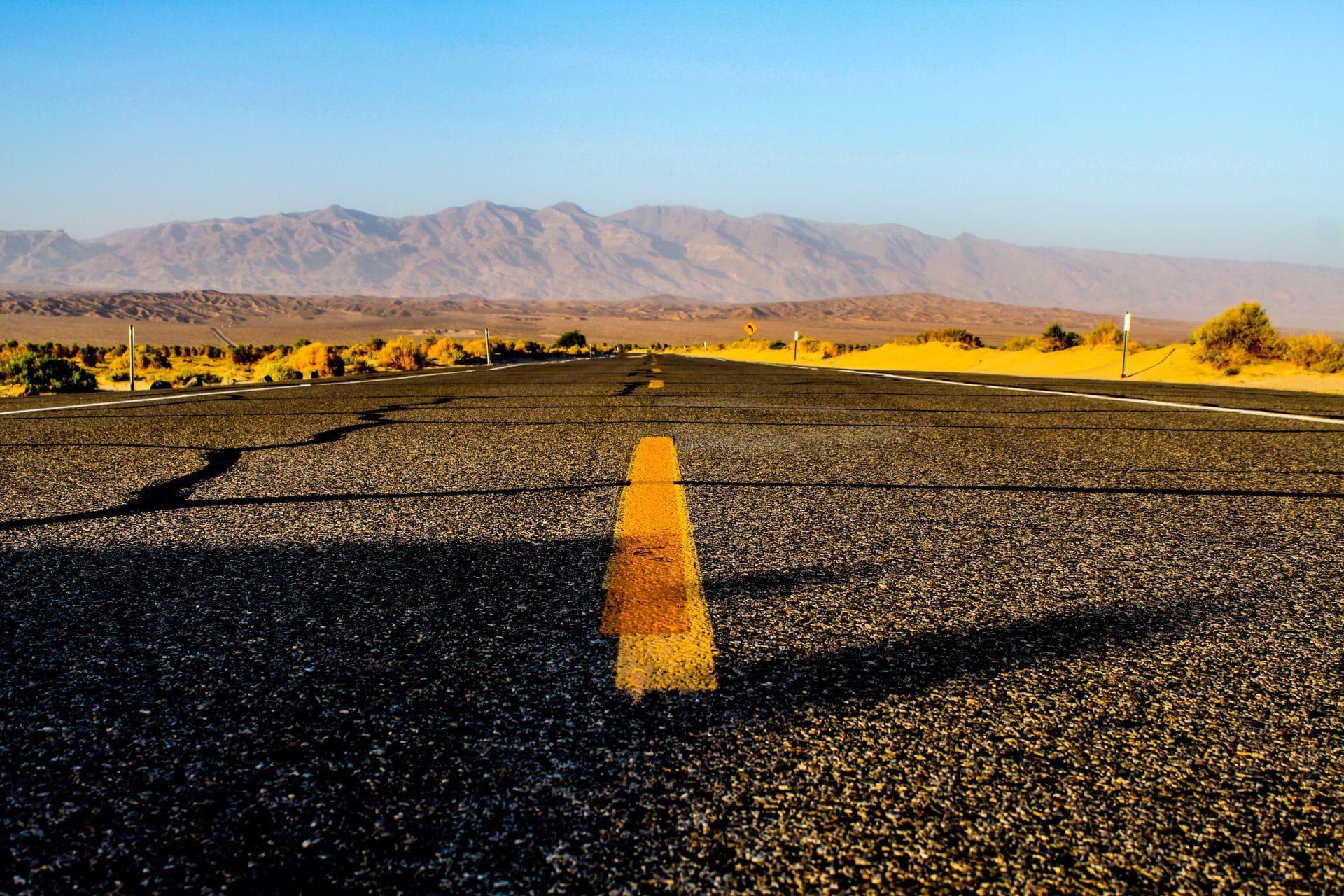 Badwater 135 Death Valley