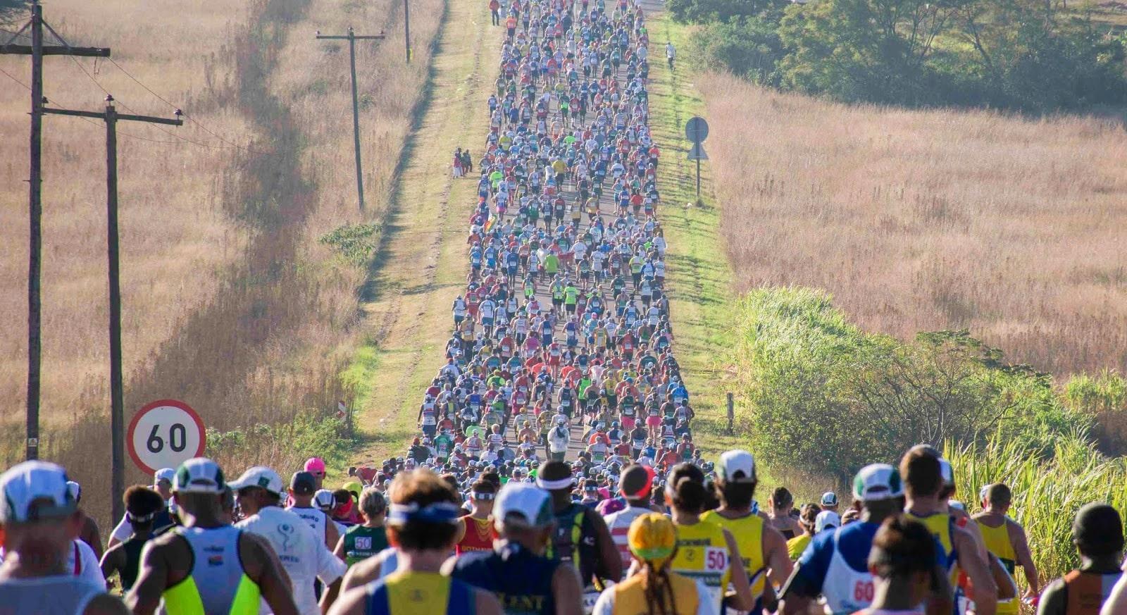 Comrades Marathon South Africa ultra marathon