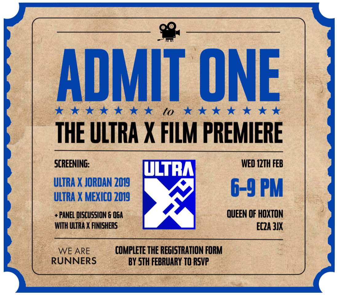Ultra X Jordan Mexico Film Premiere