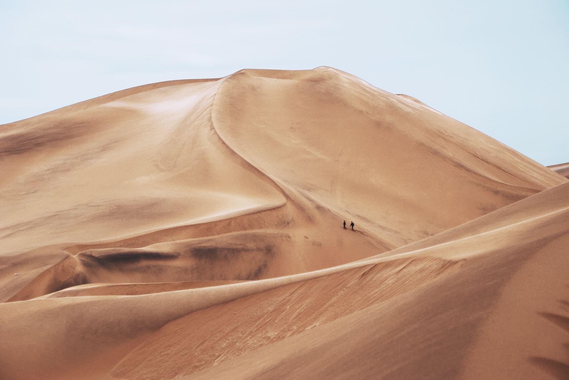 Namib Race ultra marathon