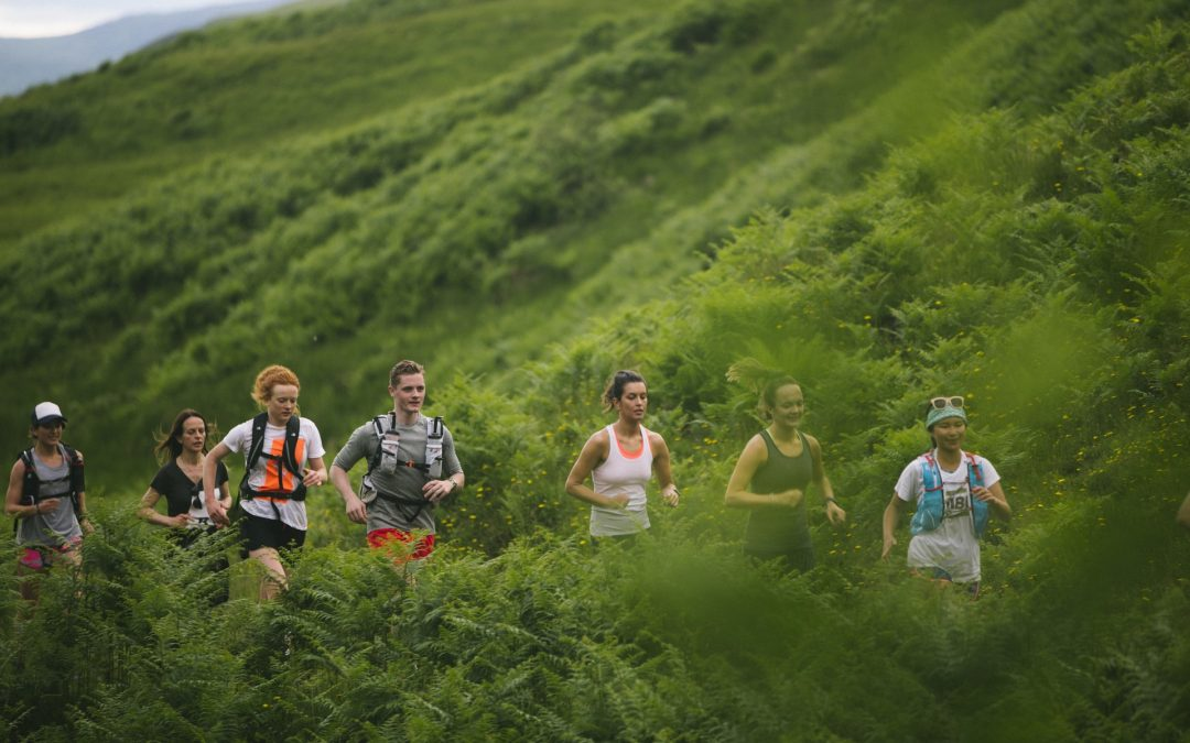 TRIBE Relay Across Scot­land By Ultra X Offers Grand Prize