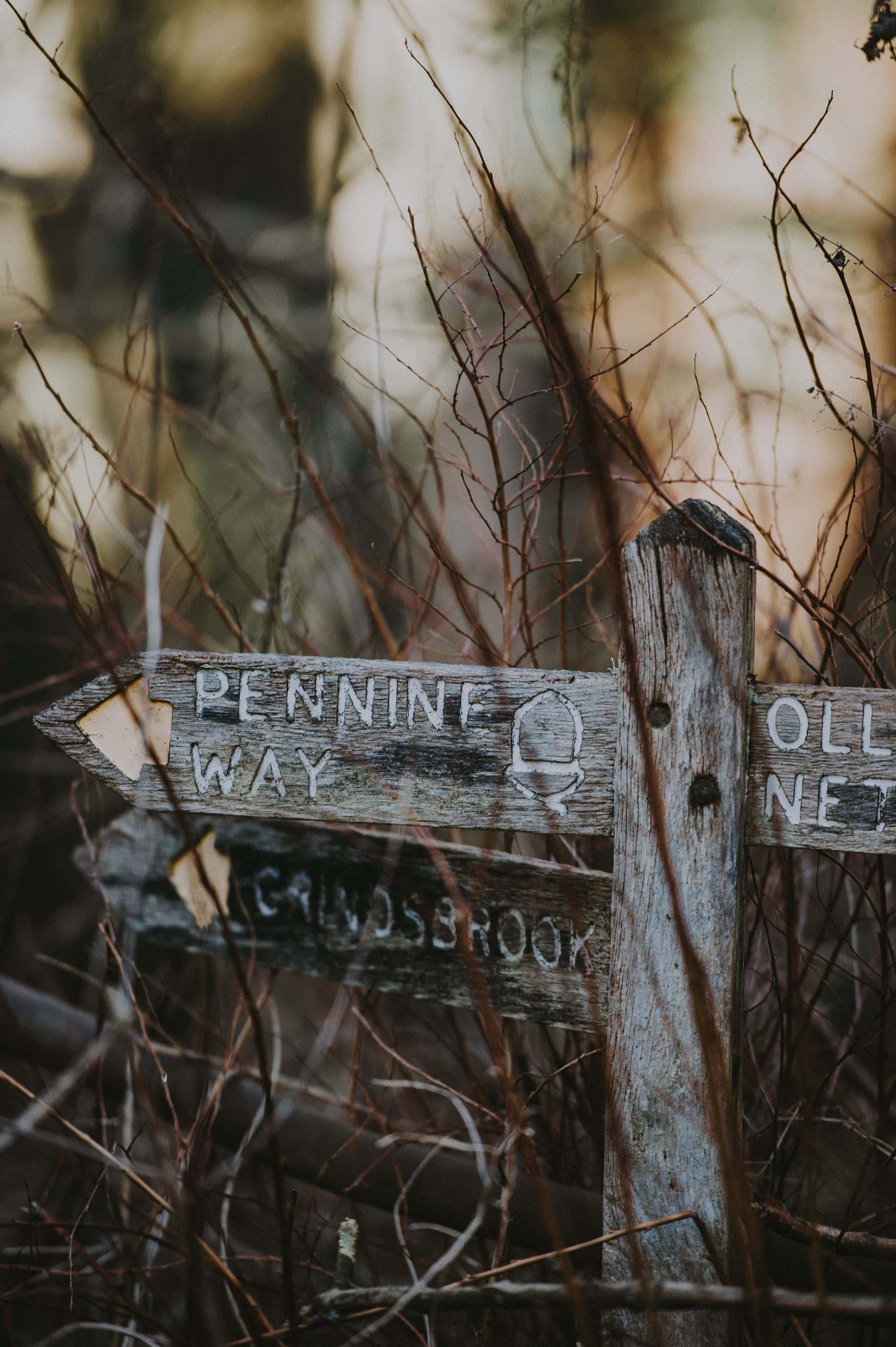 Pennine Way- Montane Spine Race