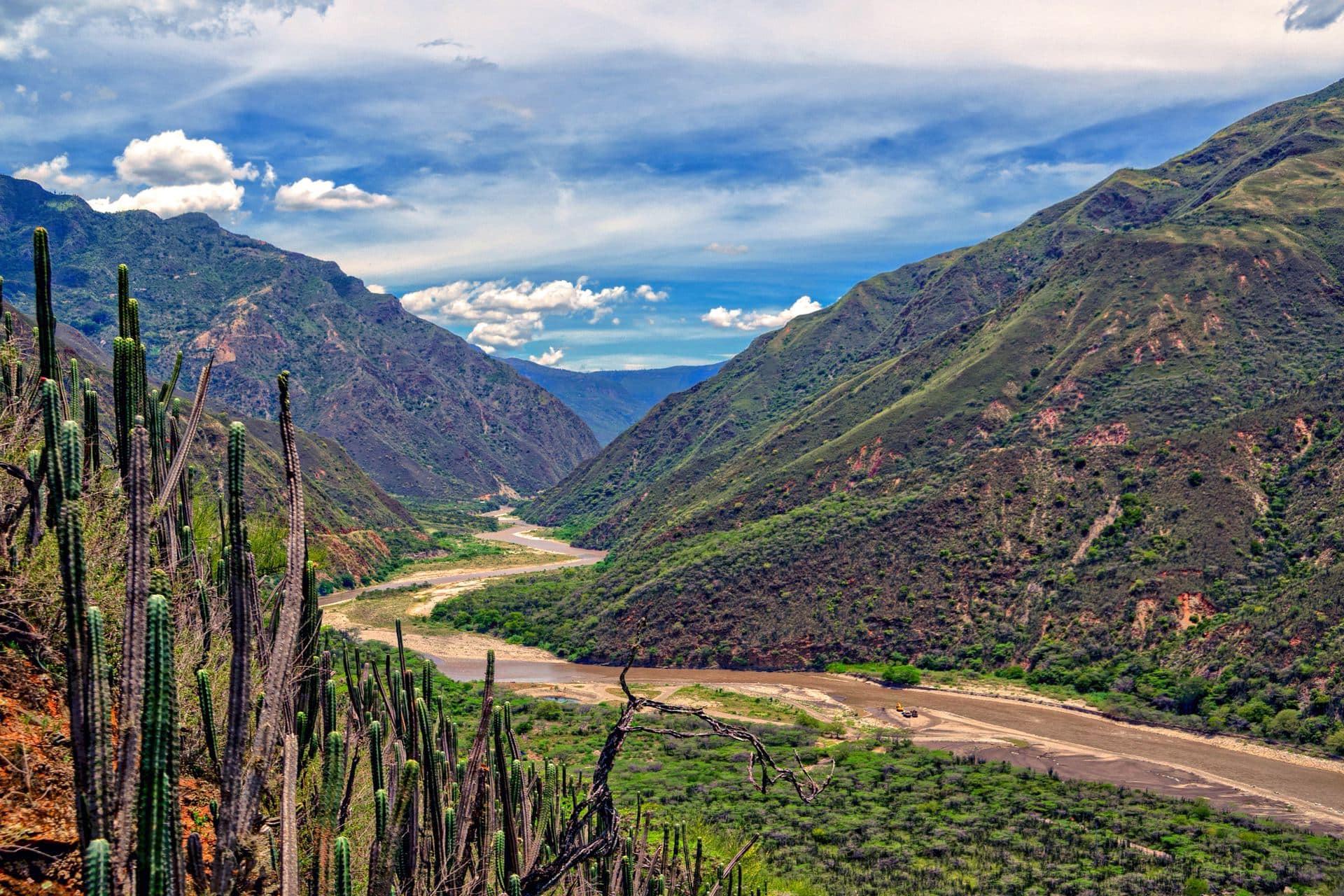 south america ultra marathon chicamocha canyon race