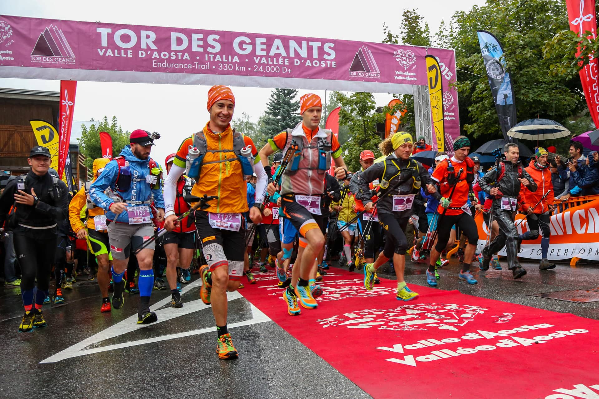 Best Ultra Marathons in Europe - tor des geants