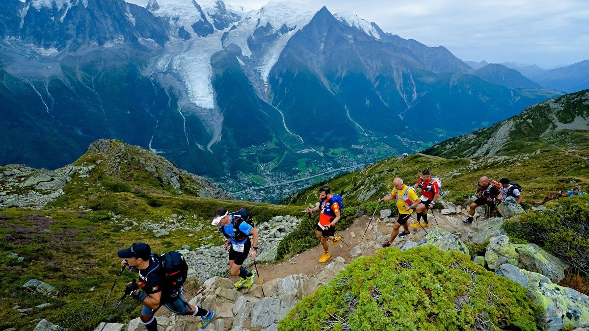 Best Ultra Marathons in Europe - ultra trail du mont blanc utmb
