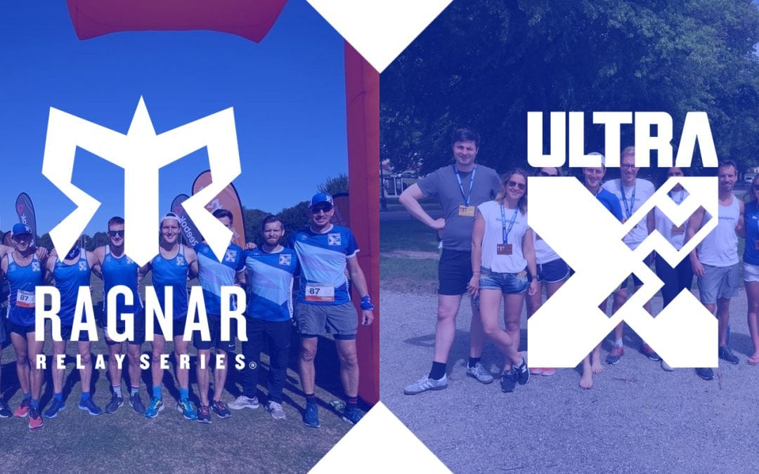 Ultra X Ragnar Relay Takeover