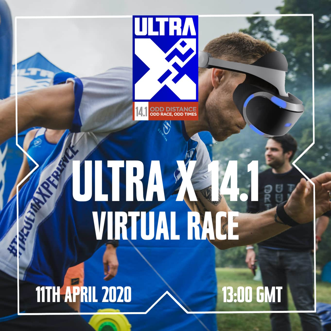 ultra x 14.1 virtual race worldwide
