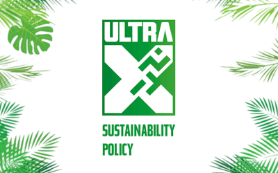 The Ultra X Sus­tain­ab­il­ity And Envir­on­ment­al Policy