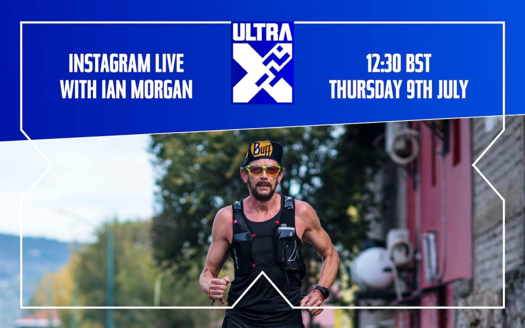 Ins­tagram Live With Ian Mor­gan