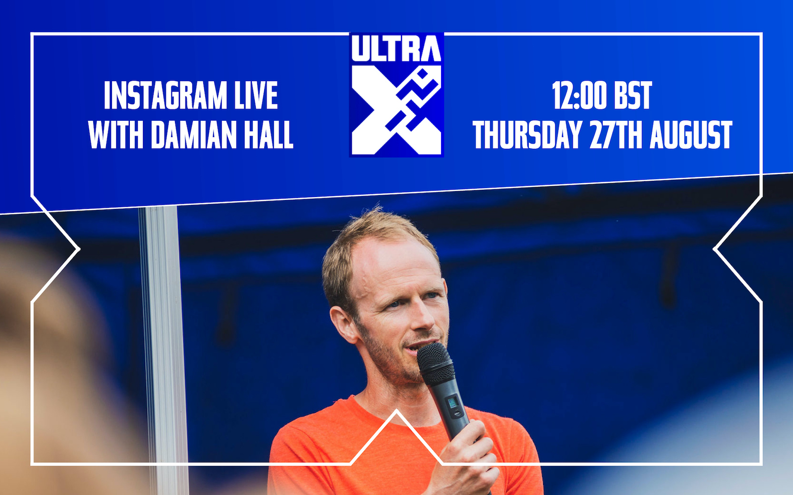 Ins­tagram Live With Ultra Run­ner Dami­an Hall: Break­ing The Pen­nine Way FKT