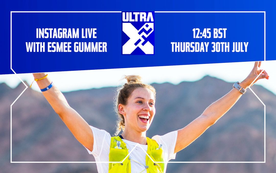 Ins­tagram Live With Esmée Gum­mer: Why Every­body Should Do An Ultra Mara­thon