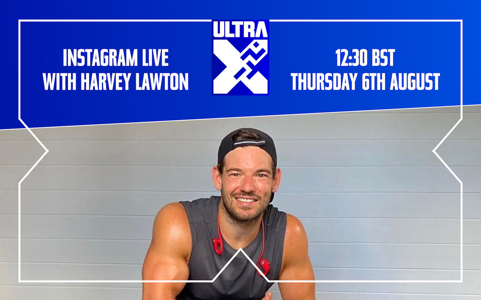 Harvey Lawton Strength Training Ultra Runner