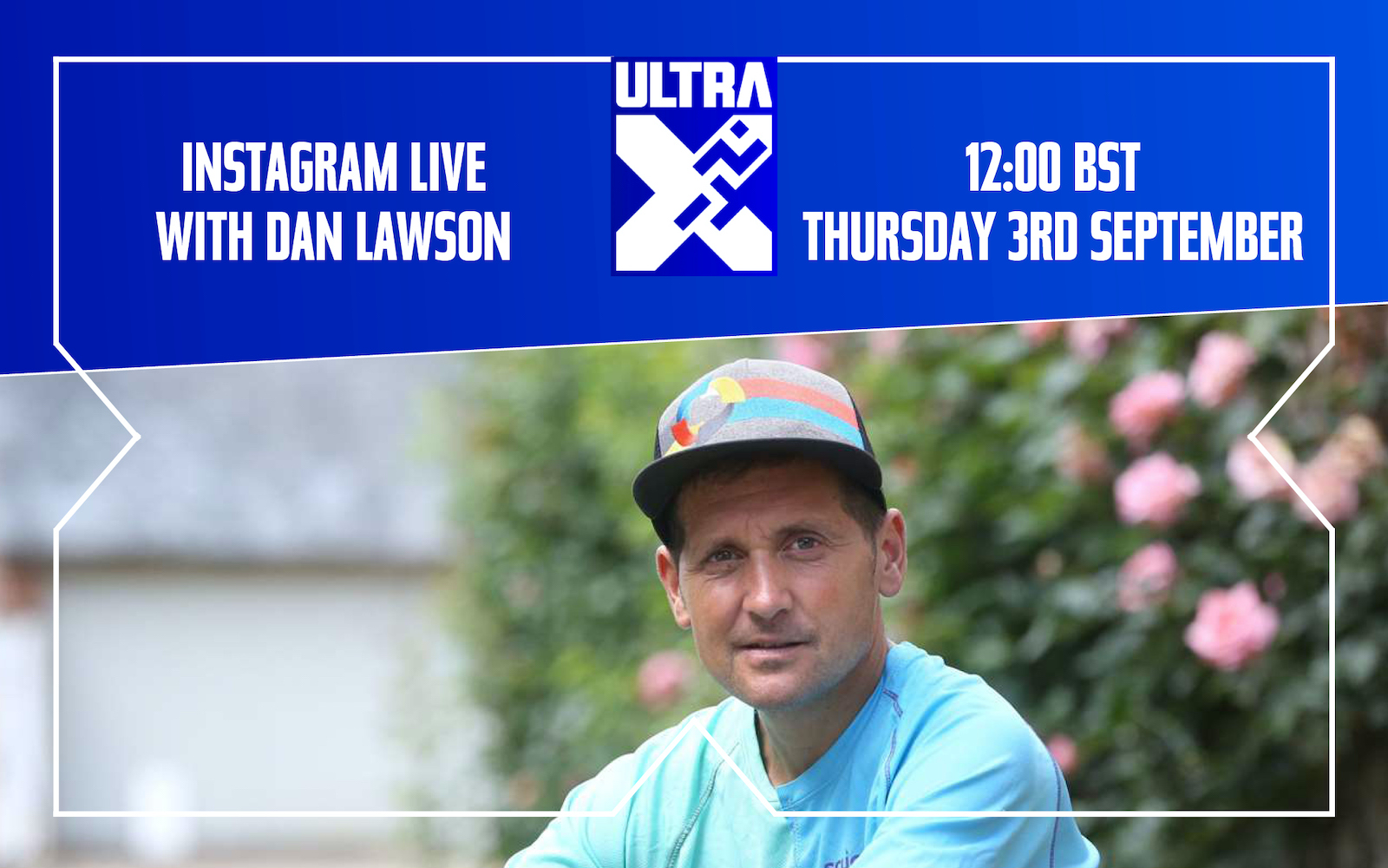 Ins­tagram Live With Ultra Run­ner And Founder Of ReRun Dan Lawson