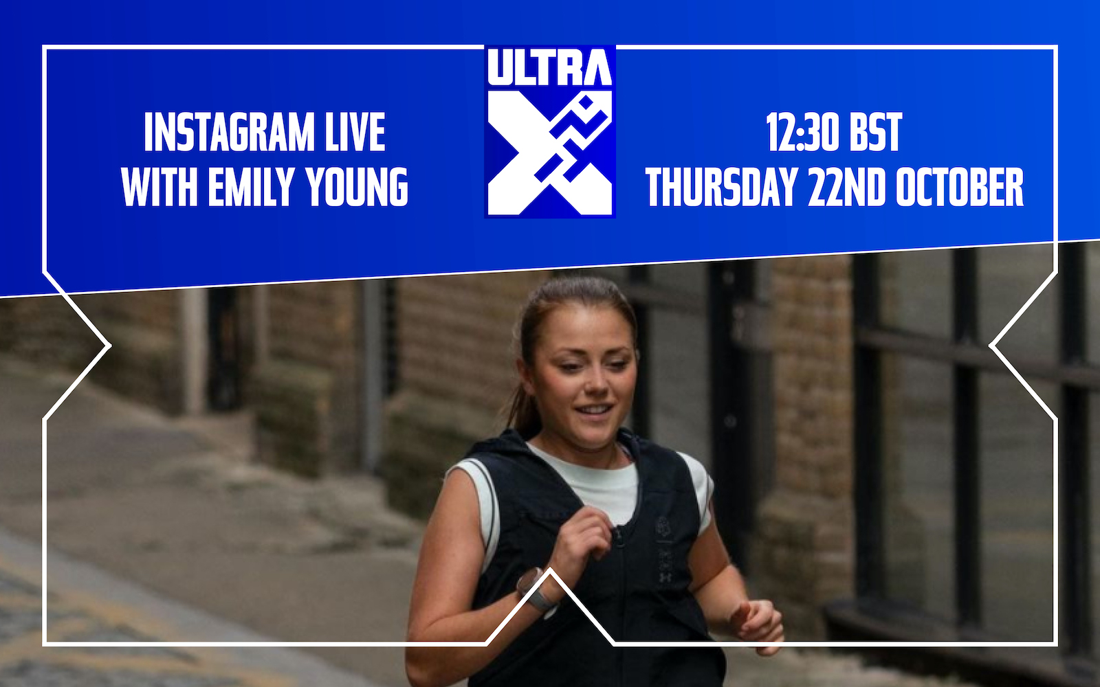 Ins­tagram Live With Emily Young: My First Ultra Mara­thon